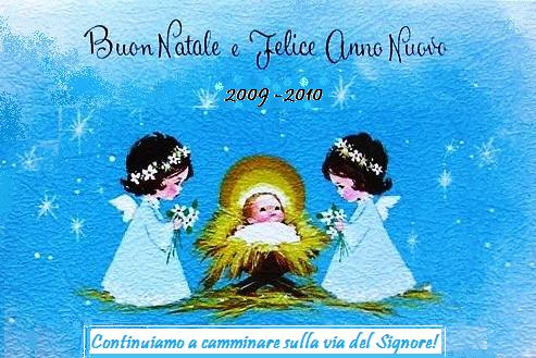BUON NATALE 2009 E BUON ANNO 2010